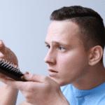 Geheimratsecken mit 20 – lästiger Haarausfall im Stirnbereich
